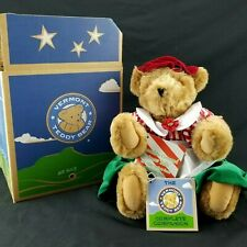 Vermont Teddy Bear Happy Holidays Mom Christmas Mrs Ms Claus