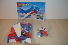 00986 LEGO Town Flight - Patriot Jet 6331 + PLAN