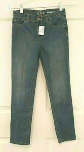 New, The Children's Place Boys Skinny Jeans                       Size 8