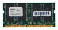 Samsung 64MB PC100 144 Pins SODIMM KMM464S824CT1-FL Laptop Memory 64MB