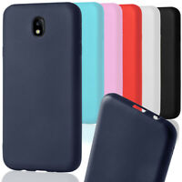Slim Phone Case for Samsung Galaxy  J5 (2017) Shell Silicone Mobile Cover Rubber