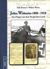 FEA 2, Jasta, Withenius, Bergisches Land, Schlachta 38, Flugpark, FAI, Solingen