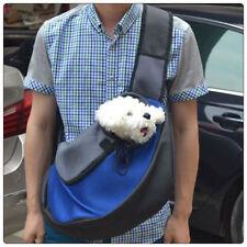 Pet Dog Cat Single Shoulder Carrier Sling Bag Holder Travel Tote Backpack 7163