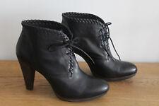 BILLI BI, Stiefeletten, Ankle Boots, Leder, gebraucht, aber fast neu, Gr. 41