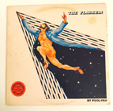 THE FLASHER OST 1973 POOL-PAH GREEN BOTTLE LP DJ STICKER NM - UNPLAYED - RARE!