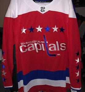 Washington Capitals Adidas Alternate(size 52)