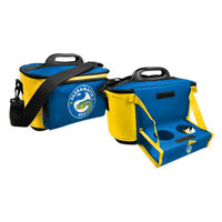 NRL Drink Cooler Bag With Tray - Parramatta Eels - Team Logo - BNWT