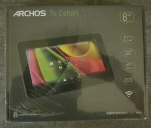 TABLETTE ARCHOS 70 COBALT - 8GB - Ecran 7 pouces - Wifi - Caméra
