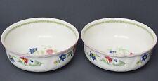 Villeroy & Boch Luxemburg Porzellan Keramik 2 Schüsseln Persia Schalen
