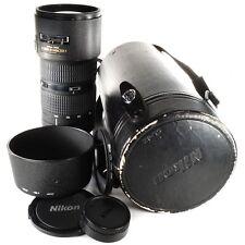 Nikon Nikkor AF ED 80-200mm 2.8 D for D700 D600 D800 D5 D4s D3 Df D810 D750 D610