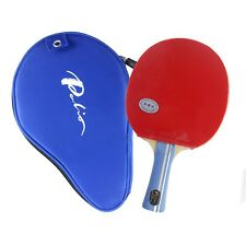 Palio 2 Star Expert Ready Made Table Tennis Bat CJ8000 rubbers & case UK Seller