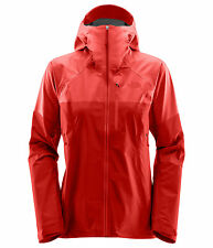The North Face Women's FUSEFORM PROGRESSOR Gore-Tex Shell Climbing Jacket Red M