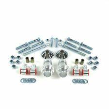 55-57 Chevy Tri-Five Triangulated 4-link Hardware & Shock Adaptor Kit