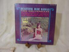BEAUTIFUL BLUE HAWAII - THE POLYNESIANS - CROWN RECORDS  10