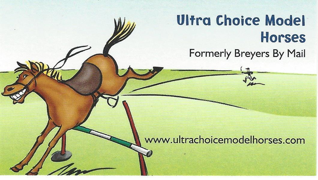 Ultra Choice Model Horses