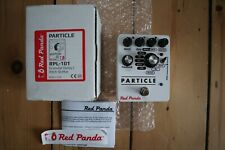 More details for red panda particle granular delay pitch shifter pedal