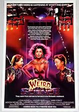 KELLY LEBROCK SIGNED Weird Science 24x36 Poster AUTO AUTOGRAPH OC Dugout Holo