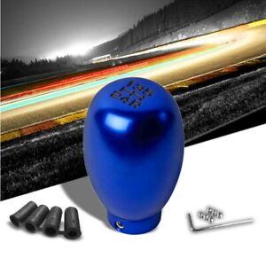 NRG Innovations Blue Type-R 5-Speed Manual M8 M10 M12 SK-5S-BL-BK Shift Knob