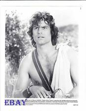 Harry Hamlin barechested VINTAGE Photo Clash Of The Titans