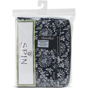 """ChiaoGoo SPIN Bamboo IC 5"""" Circular Knitting Needles Small Set [AU Stock]"""