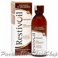 Restivoil ® Fisiologico Azione Sebonormalizzante Lavaggi Frequenti No SLES/SLS