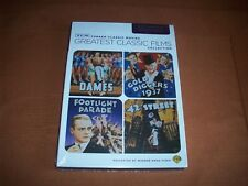 Busby Berkely Greatest Classic Movie Collection DVD Turner Classic 4 Films