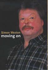 MOVING ON / SIMON WESTON  0749950005 FALKLANDS HARDBACK
