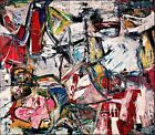 Gotham News Painting by Willem de Kooning Reproduction