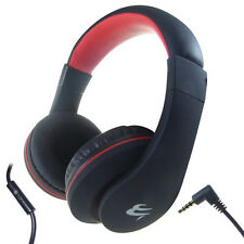 Quality Headphones with Built in Microphone for Mobile / Tablet /Portable Device