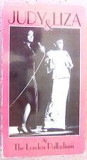 Judy & Liza At the London Palladium 1964 VHS