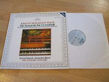 LP Bach i concerti per 2 cembali Pinnock Gilbert archivio VINILE 2534 002