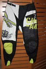 CAN AM Pantalon Moto Cross  X-RACE - Noir et Vert - Taille 42 FR - 34 US