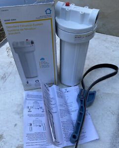 Whirlpool Whole Home Filtration System WHKF - DWH  Size 1-4 In Household