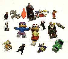 Mixed lot of Vintage Modern Toys Action Figures Mini Figures Various