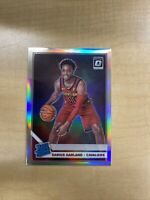 2019-20 Panini Optic Darius Garland Rookie Silver Holo Cleveland Cavaliers RC