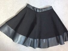 Topshop Viscose Party Patternless Skirts for Women