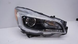 2015-2017 SUBARU OUTBACK FRONT RIGHT PASSENGERS SIDE HEADLIGHT OEM 15 16 17