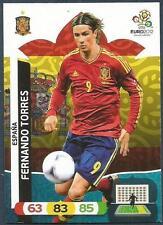 PANINI EURO 2012-ADRENALYN XL-ESPANA-SPAIN-FERNANDO TORRES