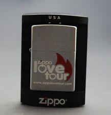 ZIPPO ESTADOS UNIDOS 2005 LOVE TORRE LLAMAS