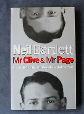 Mr Clive & Mr Page - Neil Bartlett