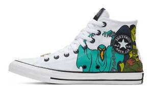 Converse x Scooby-Doo Chuck Taylor All Star High Top 169076C The Gang & Villains