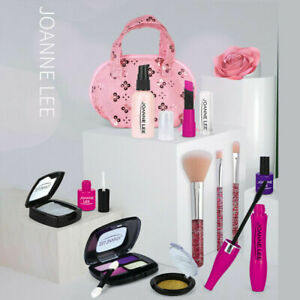 Kids Make Up Set Girls Princess Pretend Makeup Cosmetics Toy Gift Beauty Lip Box