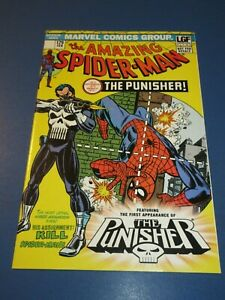 Amazing Spider-man #129 Lionsgate Reprint 1st Punisher Fine+ Wow