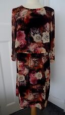 Ensemble hiver rose Robe Taille 12 - 16 Bnwt Rrp £ 69.00