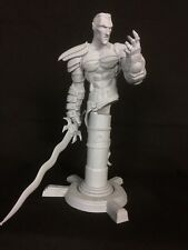 Kain resin model kit sculpted by Gabe Perna Blood Omen 2 video game