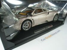 Pagani Huayra Argento Silver 1/18 Motormax 79160 79160gy Limited Edition