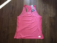 Ladies Sketcher Sport Loose Fit Racer Back Vest Top In Pink Size Large BNWT