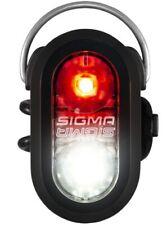 Sigma Micro Duo - Lampe Front LED Hund Kinder Signallicht Licht Laufen Helm