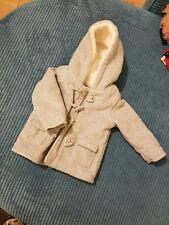 9-12 MESI BOY Grigio Inverno Cappotto Giacca da George