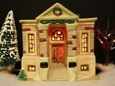 It's a Wonderful Life - Target - Public Library -  No Box or COA - Red Light